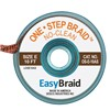 "DESOLDERING BRAID, ONE STEP, .125"" X 10', ANTISTATIC, 25/PACK"